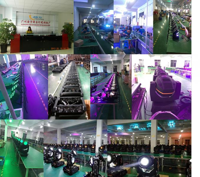 Guangzhou Xinyu Stage Lighting Installation Factory