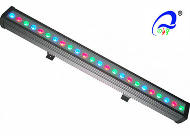 China 24 PC * lavadora llevada al aire libre IP65 de la pared de la luz 1000m m de la lavadora de la pared de 3W RGB LED distribuidor