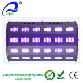 China Luz ULTRAVIOLETA de la etapa de 24PCS*3W LED 100W distribuidor